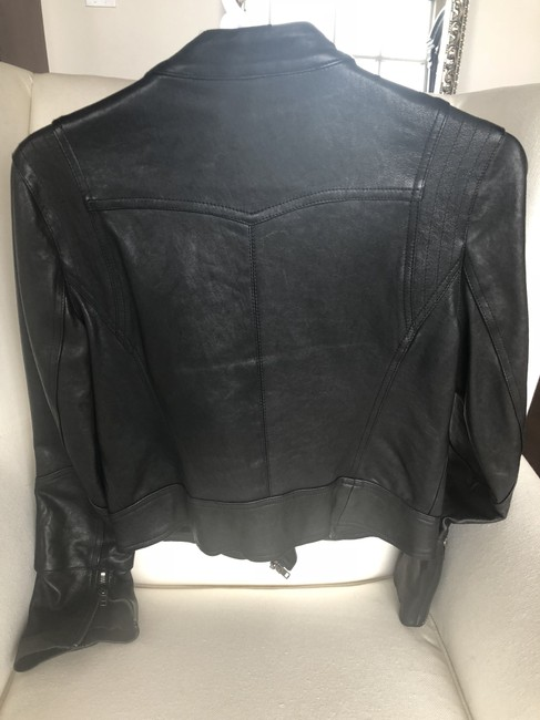 Haute Hippie Leather Jacket