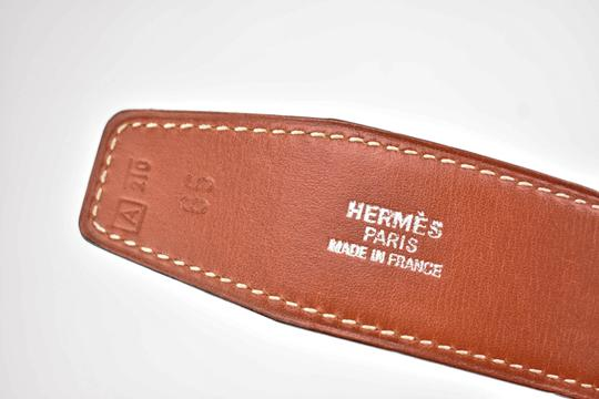 Hermès Reversible Leather &