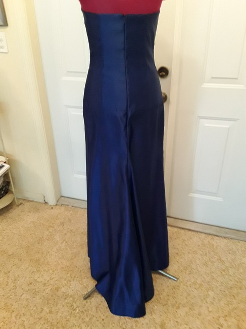 Jessica McClintock Evening Strapless Dress