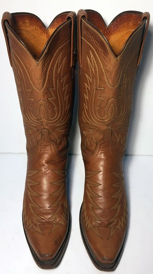Lucchese 1883 Size 8 Cowgirl Women Size 8 Brown Boots