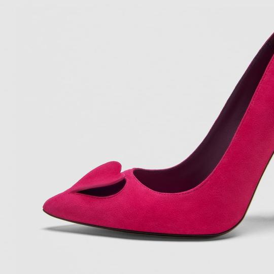 Zara Fuchsia Pumps