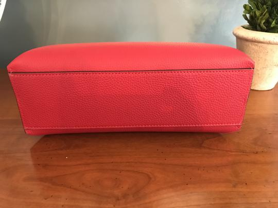 Gucci Bamboo Tote in Red Image 5