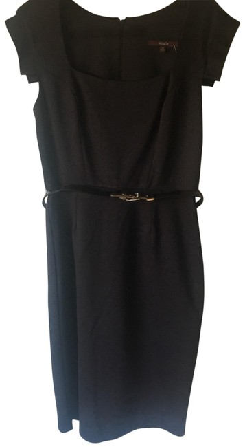 Preload https://img-static.tradesy.com/item/24097612/single-black-mid-length-workoffice-dress-size-10-m-0-1-650-650.jpg
