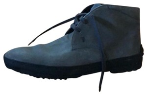 Tod's Grey Boots