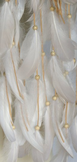 Feather and Flower Gypsy Boho Silk Bouquet Ceremony Decoration