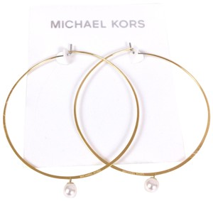 Michael Kors NWT Michael Kors Modern Classic Pearl Earrings