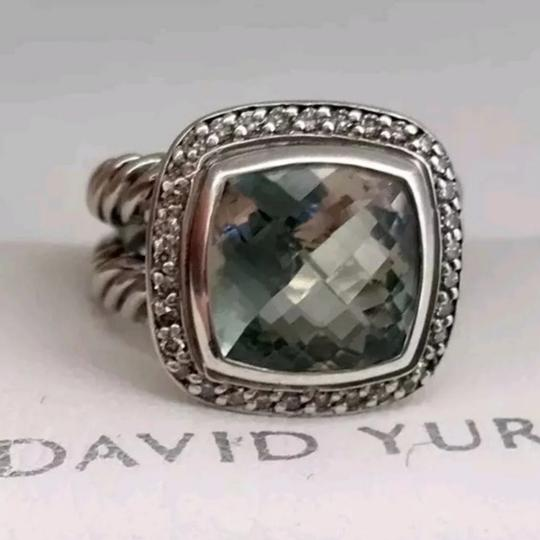 Preload https://img-static.tradesy.com/item/24097699/david-yurman-albion-prasiolite-diamond-ring-0-1-540-540.jpg