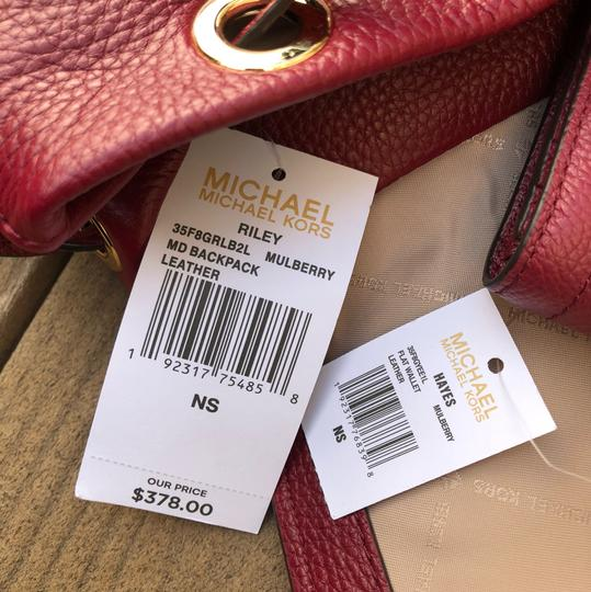 Michael Kors 2pcs Holiday 2018 Gift Backpack