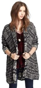 Free People Woo Blend Coat Nordic Sweater