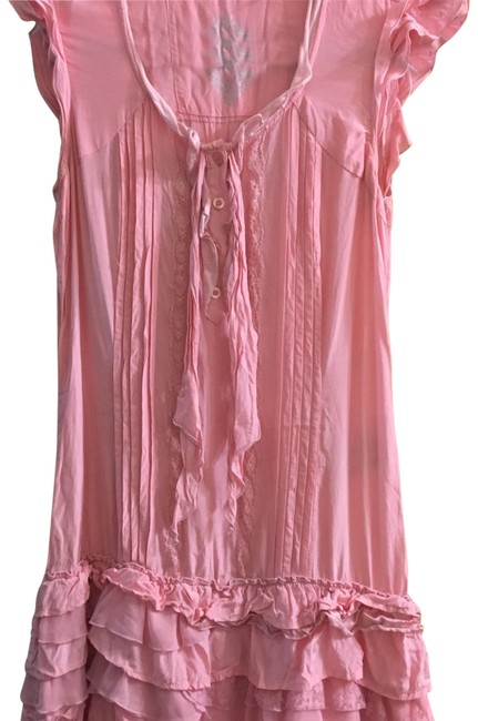 Preload https://img-static.tradesy.com/item/24097833/esprit-pink-light-short-casual-dress-size-4-s-0-1-650-650.jpg