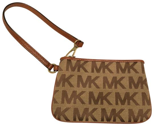 Preload https://img-static.tradesy.com/item/24097860/michael-kors-brown-classic-monogram-wristlet-wallet-0-1-540-540.jpg