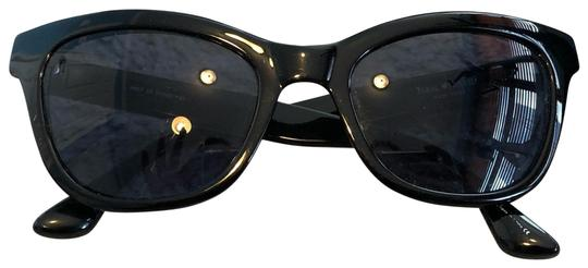 Preload https://img-static.tradesy.com/item/24097876/isaac-mizrahi-black-classic-cat-eye-with-blue-and-white-detailing-sunglasses-0-1-540-540.jpg