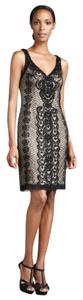 Sue Wong Evening Night Out Applique Date Night Dress