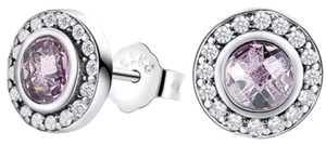 Xquisite by Desygn STERLING SILVER .925 ROUND CUT STUDS