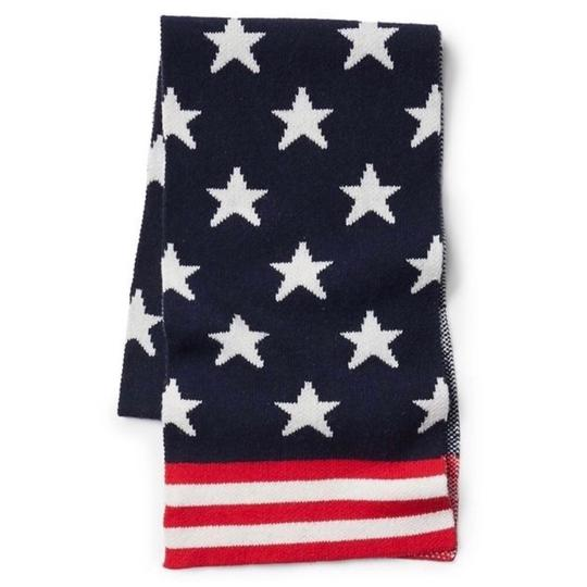Preload https://img-static.tradesy.com/item/24097921/gap-navy-stars-wool-scarf-0-0-540-540.jpg
