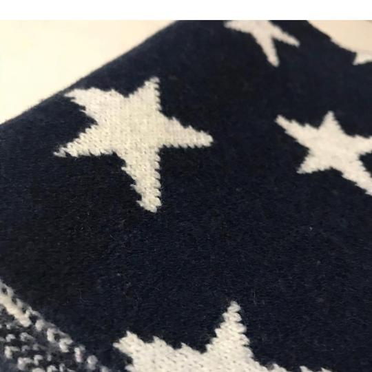 Gap stars wool scarf