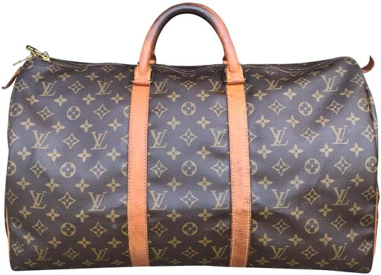 Preload https://img-static.tradesy.com/item/24097955/louis-vuitton-keepall-50-monogram-weekendtravel-bag-0-1-540-540.jpg