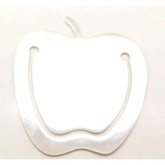 Tiffany & Co. apple bookmark