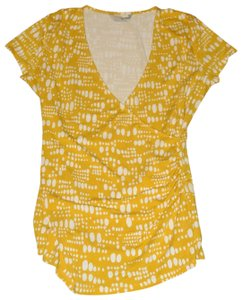 Boden Top Yellow