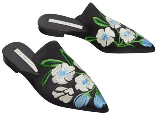 Preload https://img-static.tradesy.com/item/24098027/zara-black-embroidered-mule-flats-size-us-11-regular-m-b-0-1-540-540.jpg