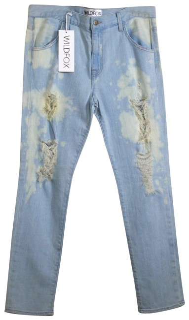 Preload https://img-static.tradesy.com/item/24098040/wildfox-distressed-marissa-glory-destroyed-skinny-jeans-size-32-8-m-0-1-650-650.jpg