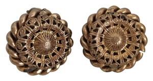 Butler & Wilson Butler & Wilson Vintage Gold Clip-on Earrings - Mother's Day!