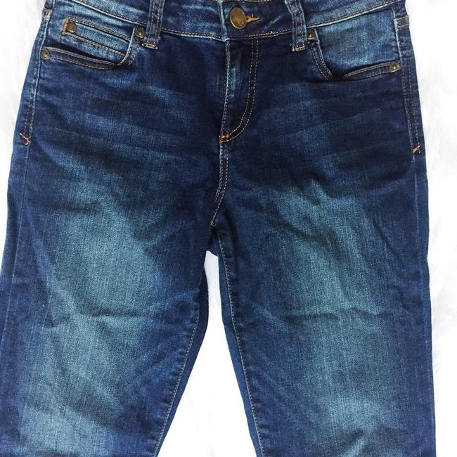 KUT from the Kloth Skinny Jeans-Medium Wash Image 7