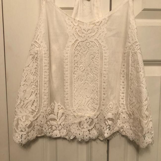 Forever 21 Top white Image 2