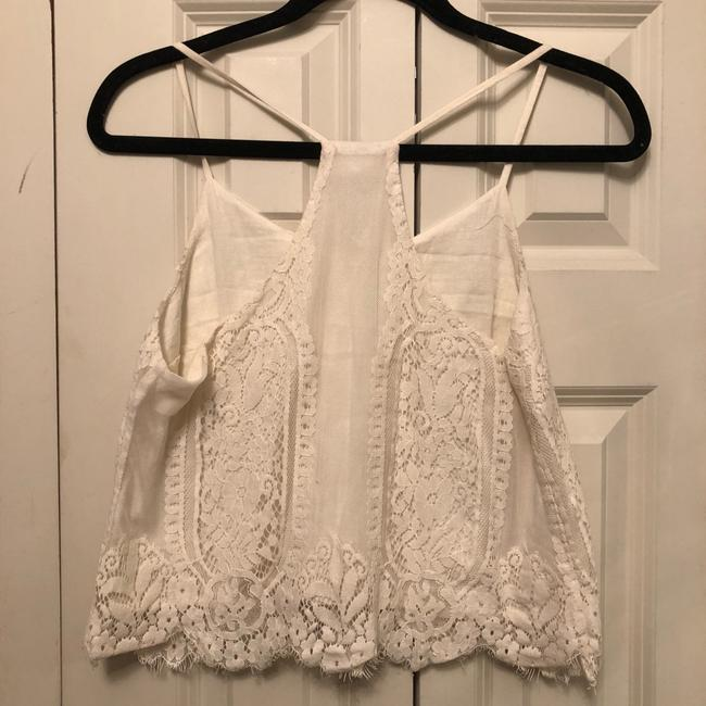 Forever 21 Top white Image 4