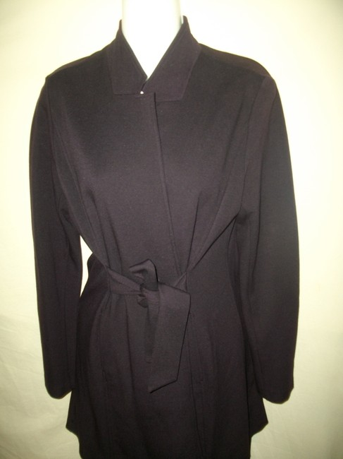 Eileen Fisher Eileen Fisher Viscose/Nylon/Spandex Pant Suit Image 1