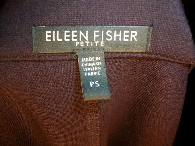Eileen Fisher Eileen Fisher Viscose/Nylon/Spandex Pant Suit Image 4