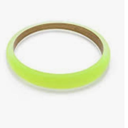 Alexis Bittar Alexis Bittar Neon Skinny Tapered Lucite Bracelet Image 1