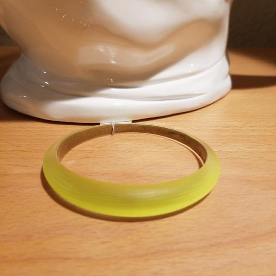 Alexis Bittar Alexis Bittar Neon Skinny Tapered Lucite Bracelet Image 2
