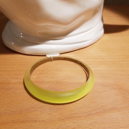Alexis Bittar Alexis Bittar Neon Skinny Tapered Lucite Bracelet Image 3