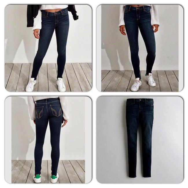 Preload https://img-static.tradesy.com/item/24098314/hollister-dark-wash-rinse-super-skinny-jeans-size-4-s-27-0-0-650-650.jpg