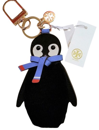 Preload https://img-static.tradesy.com/item/24098320/tory-burch-multicolor-pete-the-penguin-fob-key-chain-0-1-540-540.jpg