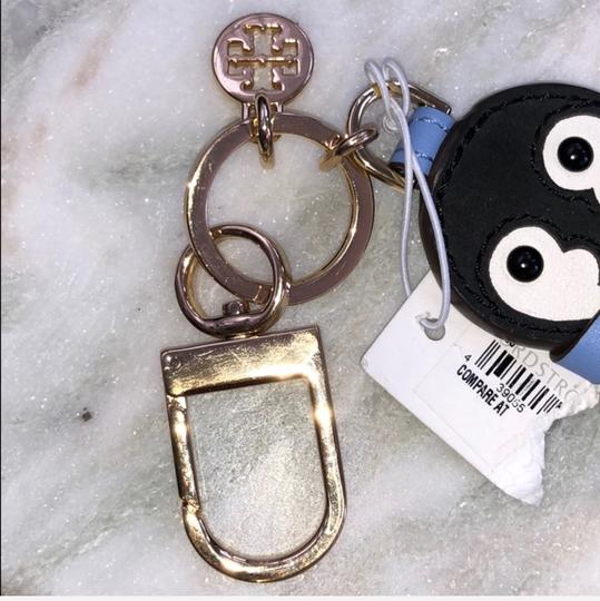 Tory Burch PETE THE PENGUIN FOB KEY CHAIN Image 3
