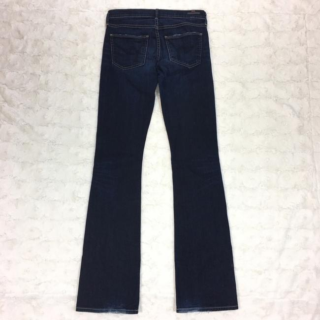 Citizens of Humanity Boot Cut Jeans-Dark Rinse Image 3