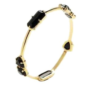 Kate Spade Kate Spade Jet Black Desert Bangle Bracelet