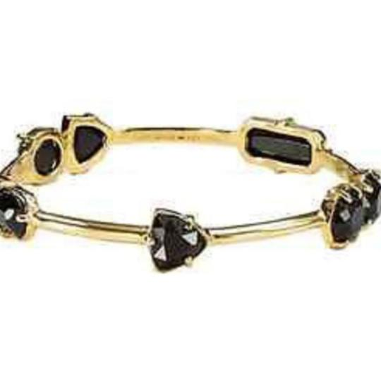 Kate Spade Kate Spade Jet Black Desert Bangle Bracelet Image 1