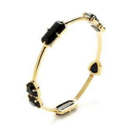 Kate Spade Kate Spade Jet Black Desert Bangle Bracelet Image 3
