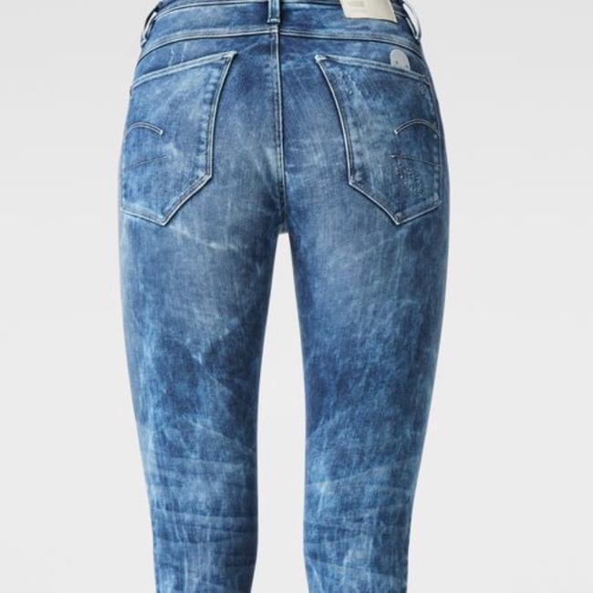 G-Star RAW Skinny Jeans-Distressed Image 1