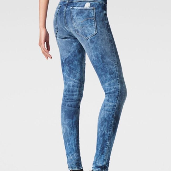 G-Star RAW Skinny Jeans-Distressed Image 2