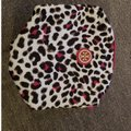 Tory Burch Tory Burch snow leaopard cosmetic case Image 4