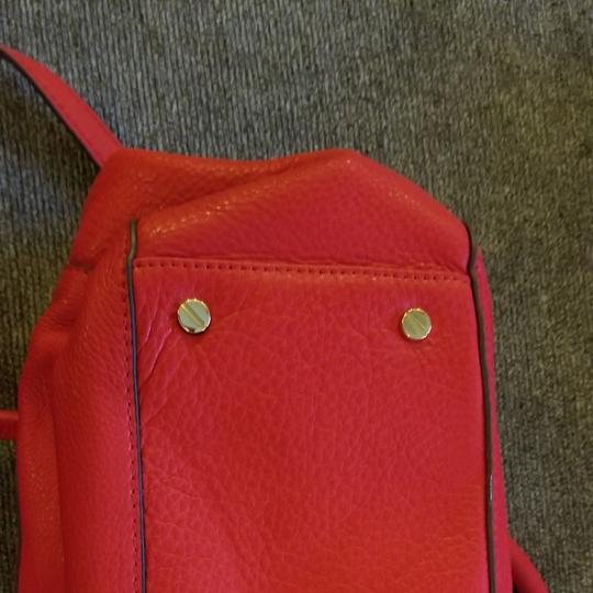 Tory Burch Satchel in Red Image 5
