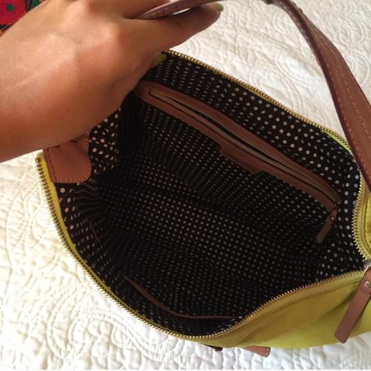 Kate Spade Tote in neon, green, yellow Image 1