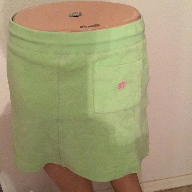 Lilly Pulitzer Mini Skirt light green Image 3