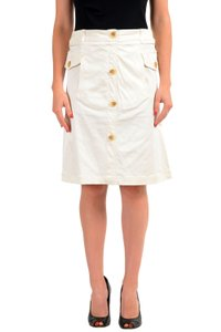Gianfranco Ferre Skirt Off White