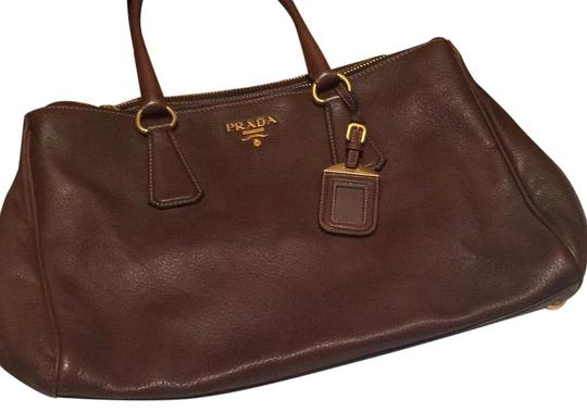 Prada Tote in brown Image 0