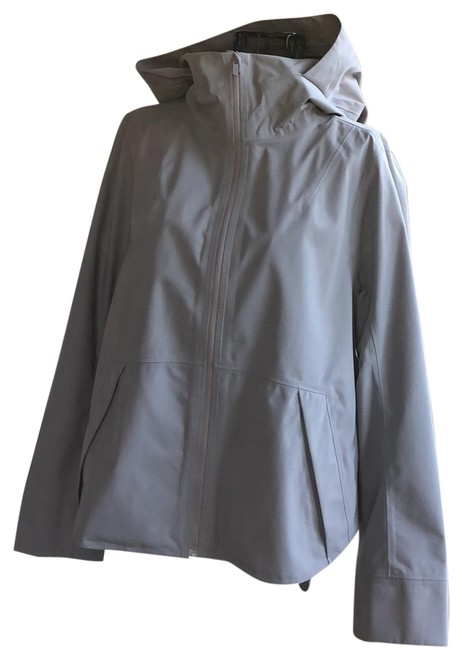 Item - Taupe Rain Activewear Outerwear Size 6 (S)